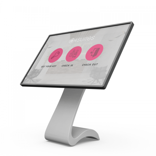 Multi Touch Information Kiosk (1)