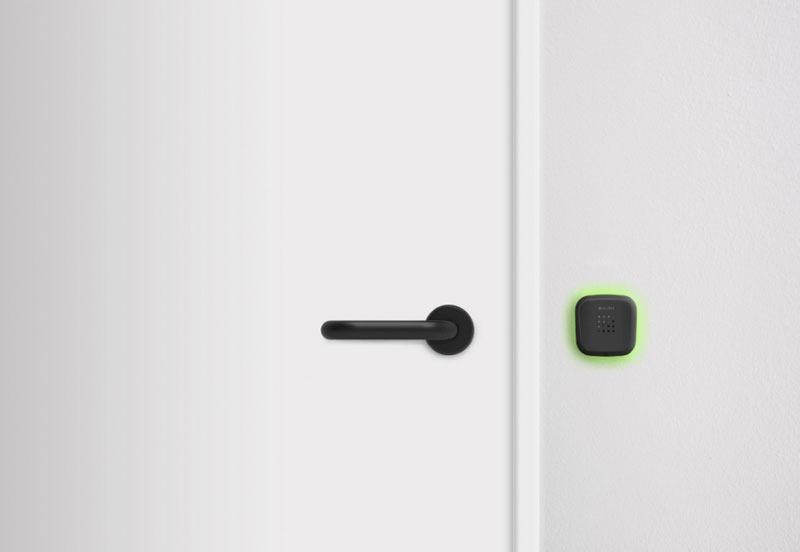 Mobile keys for hotels