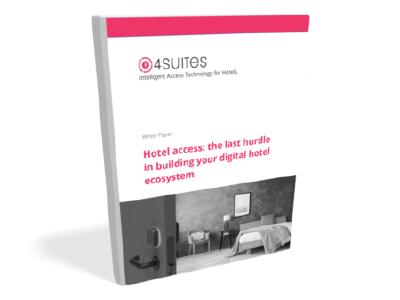 Whitepaper Last Hurdle in Hotel Access
