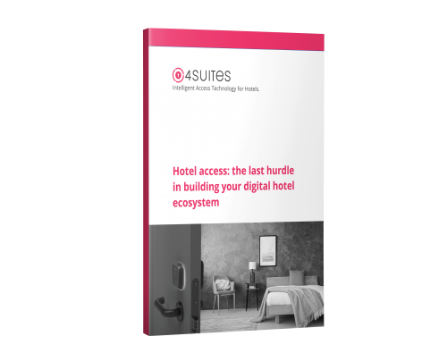 Whitepaper -Hotel access the last hurdle in your ecosystem