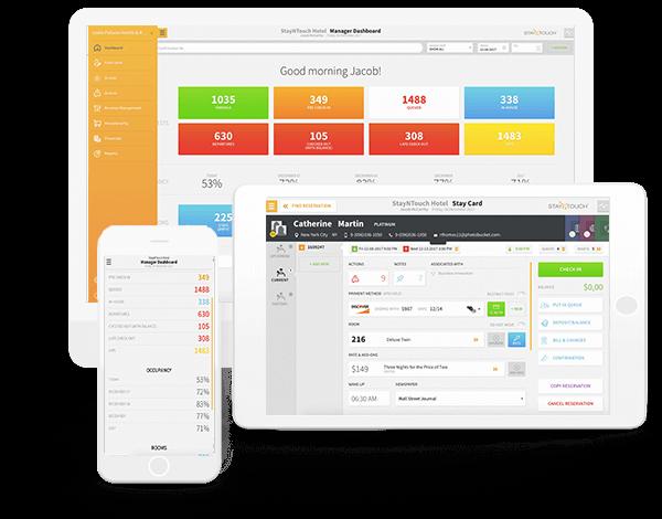StayNTouch mobile keys integration