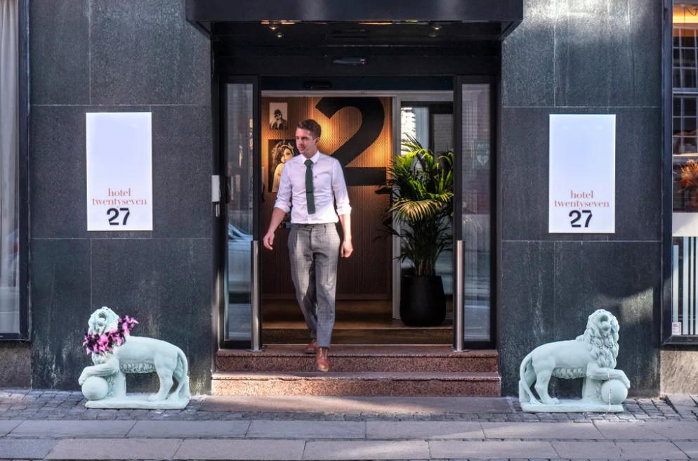 Pandox Hotel Twenty Seven Copenhagen