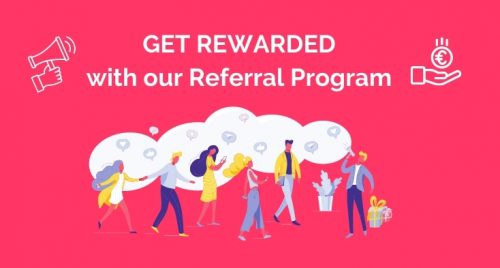 Referral program 4SUITES