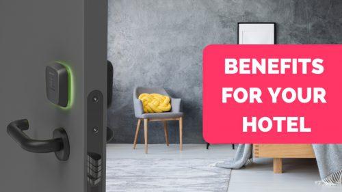 Benefits of Mobile Keys for Hotels